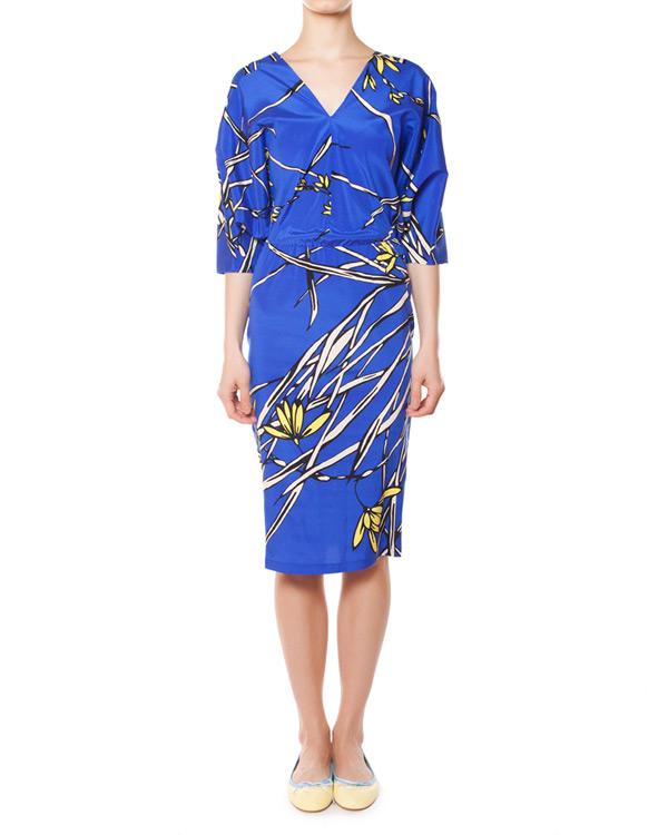 женская платье P.A.R.O.S.H., сезон: лето 2015. Купить за 16400 руб.   Фото $i