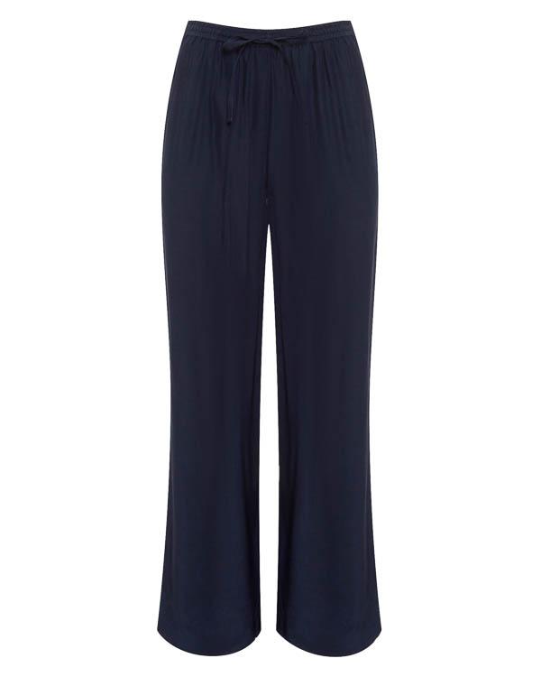 брюки свободного силуэта из шелка артикул SIMPATY230507X марки P.A.R.O.S.H. купить за 18400 руб.