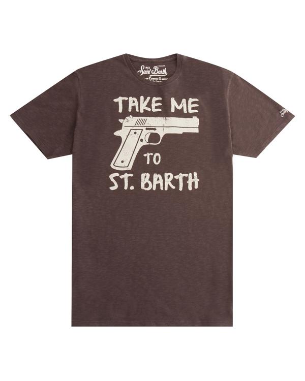 MC2 Saint Barth из хлопка с принтом  артикул  марки MC2 Saint Barth купить за 3700 руб.
