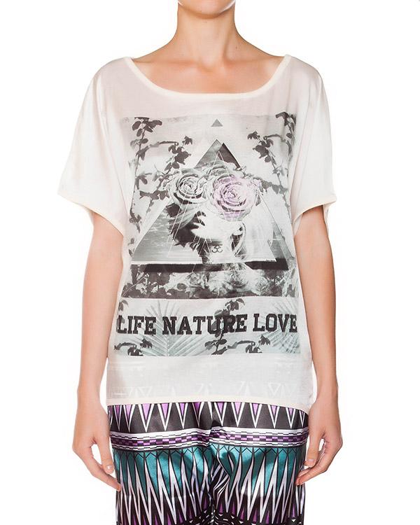 женская футболка Sweet Matilda, сезон: лето 2015. Купить за 3900 руб. | Фото $i
