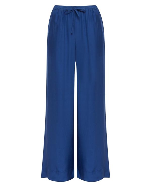 брюки P.A.R.O.S.H. SOFTER230577 s синий