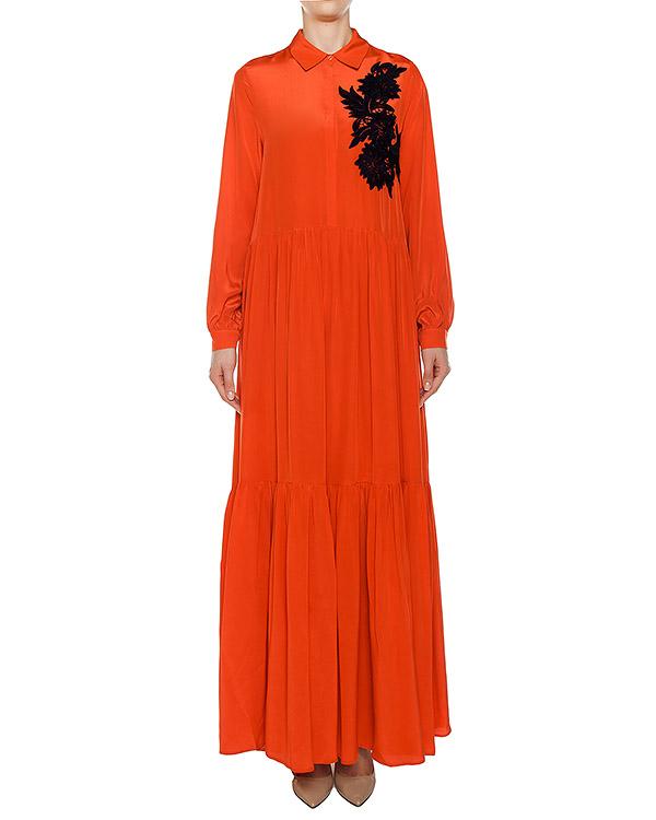 платье  артикул SPAK720686Z марки P.A.R.O.S.H. купить за 23000 руб.