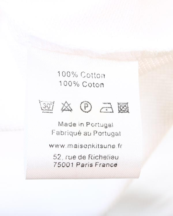 мужская поло Maison Kitsune, сезон: лето 2015. Купить за 3700 руб. | Фото $i