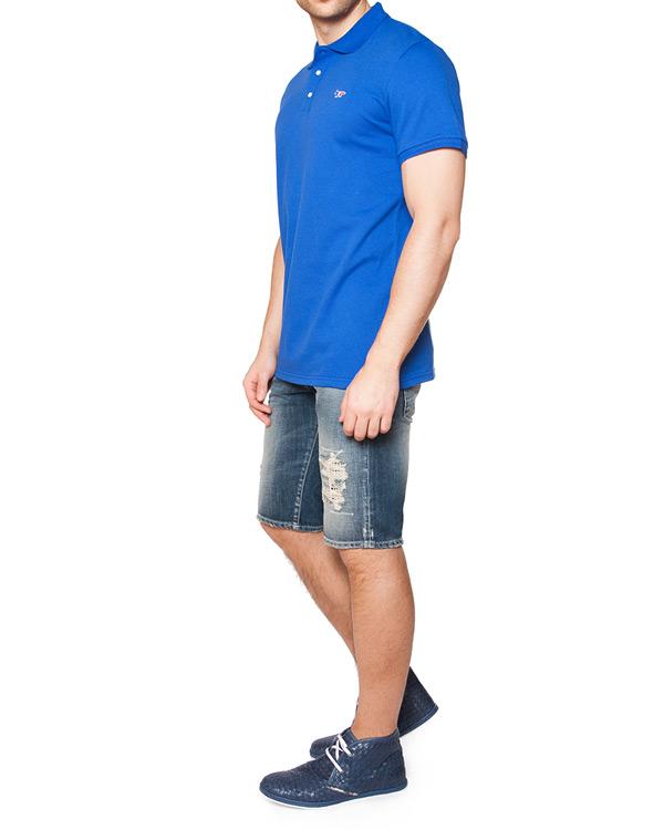 мужская поло Maison Kitsune, сезон: лето 2015. Купить за 3700 руб.   Фото $i