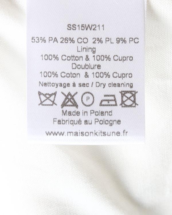 женская жакет Maison Kitsune, сезон: лето 2015. Купить за 5000 руб. | Фото 4