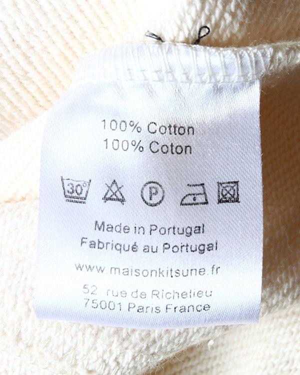 женская свитшот Maison Kitsune, сезон: лето 2015. Купить за 4800 руб. | Фото $i