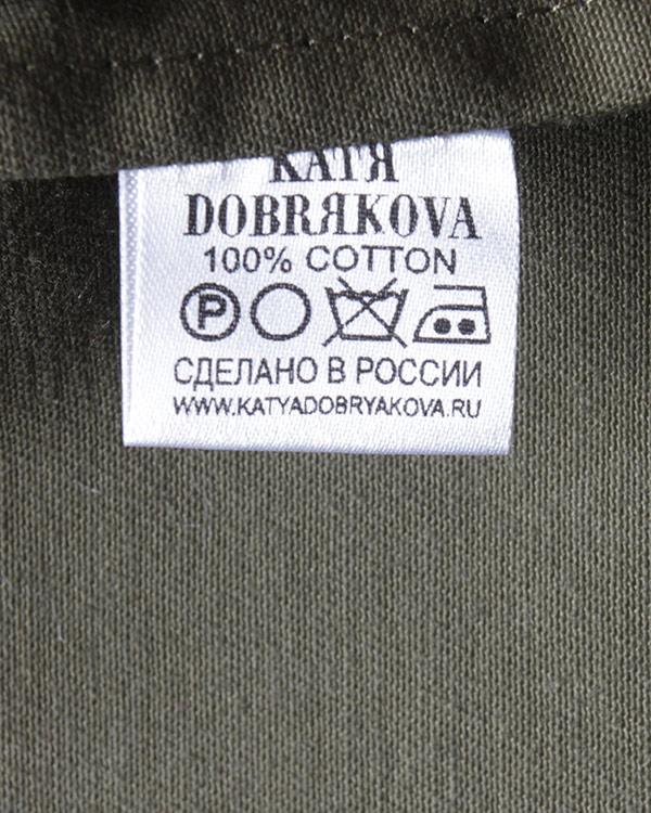 женская парка KATЯ DOBRЯKOVA, сезон: лето 2017. Купить за 9400 руб. | Фото $i
