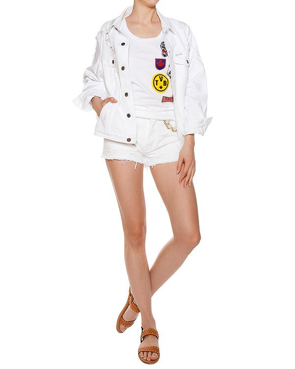 женская куртка Forte Couture, сезон: лето 2017. Купить за 14500 руб. | Фото $i