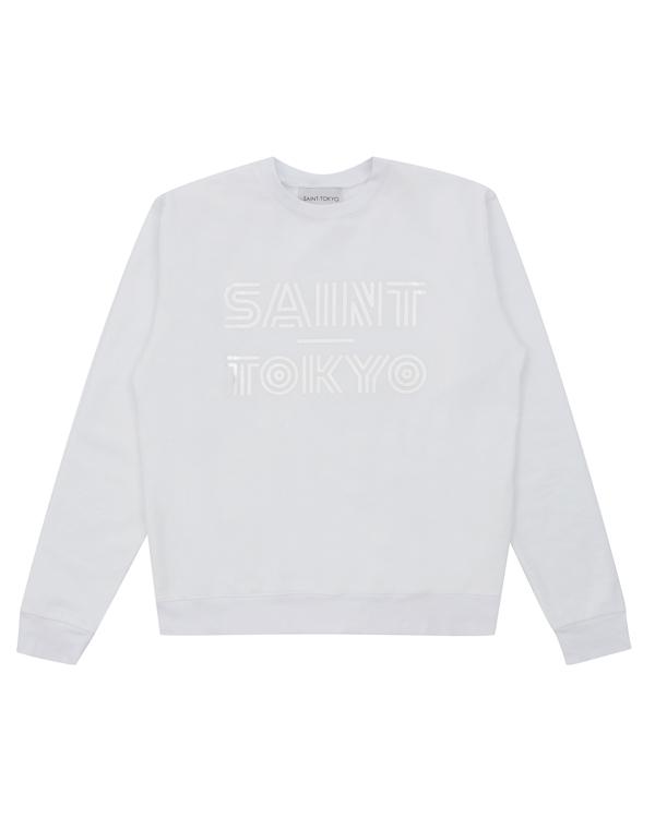 свитшот  артикул STFN1718RIO-W марки Saint-Tokyo купить за 6300 руб.