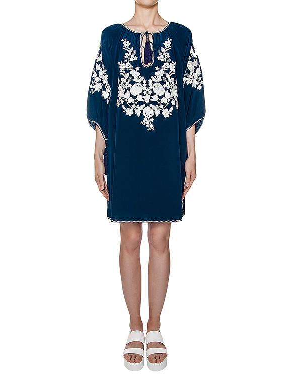 женская платье P.A.R.O.S.H., сезон: лето 2016. Купить за 16200 руб. | Фото $i