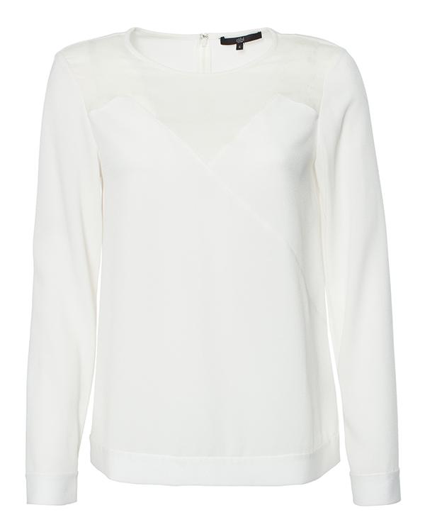 женская блуза TIBI, сезон: зима 2014/15. Купить за 9300 руб. | Фото $i