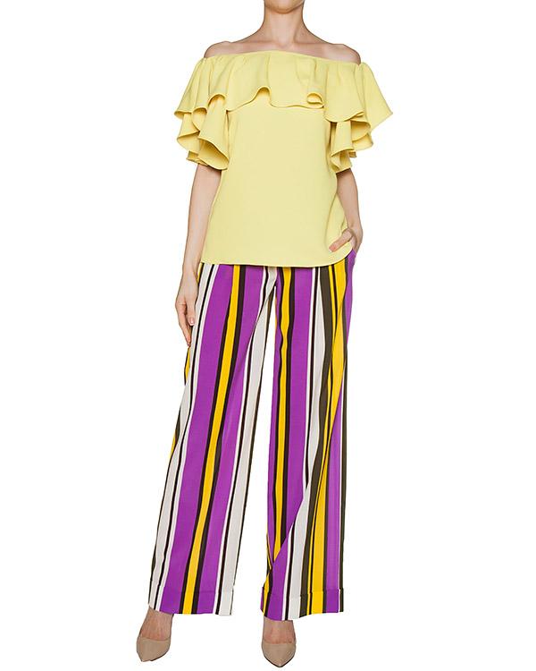 женская брюки P.A.R.O.S.H., сезон: лето 2017. Купить за 16300 руб. | Фото $i