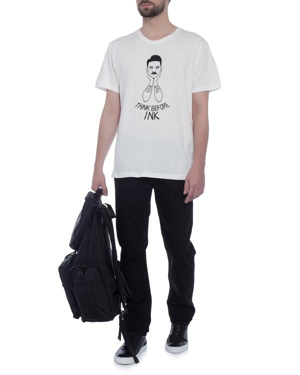 мужская футболка The ART of SCRIBBLE, сезон: зима 2017/18. Купить за 2300 руб. | Фото $i