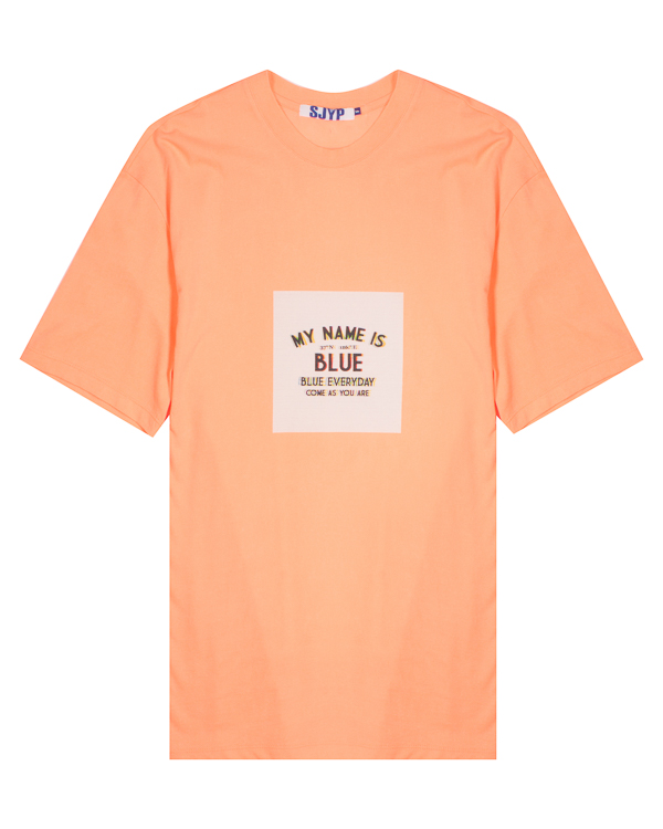SJYP one size из хлопка  артикул  марки SJYP купить за 8700 руб.