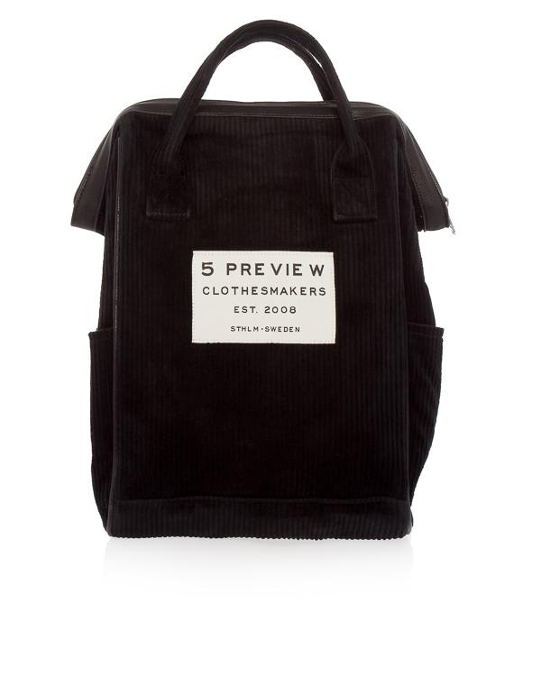 5Preview из вельвета с логотипом  артикул T504 марки 5Preview купить за 12100 руб.