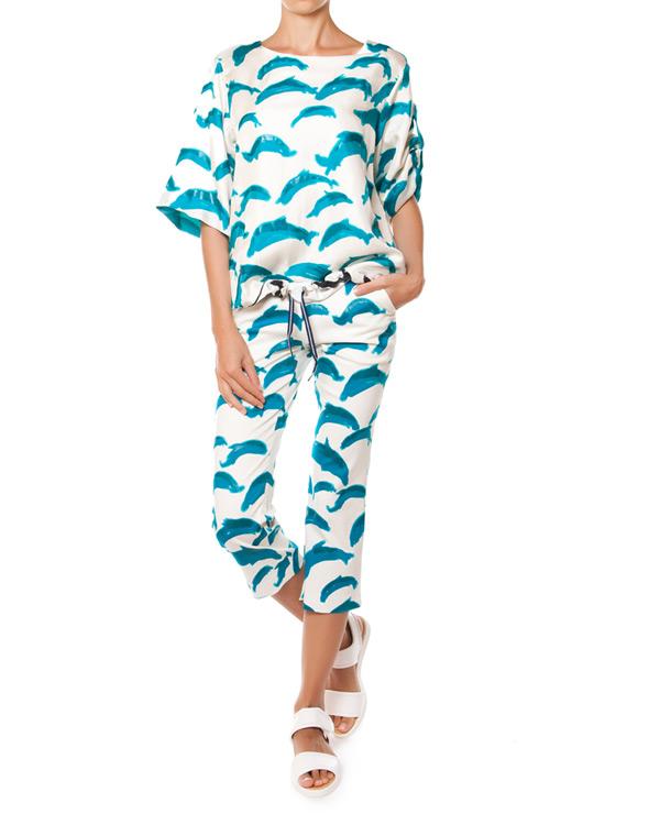 женская блуза Tsumori Chisato, сезон: лето 2015. Купить за 23200 руб. | Фото $i