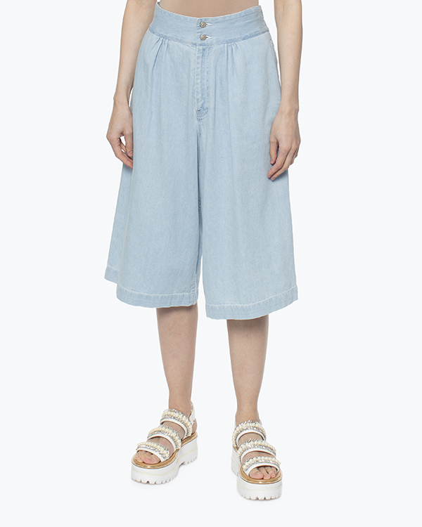 женская брюки Tsumori Chisato, сезон: лето 2016. Купить за 19300 руб. | Фото $i