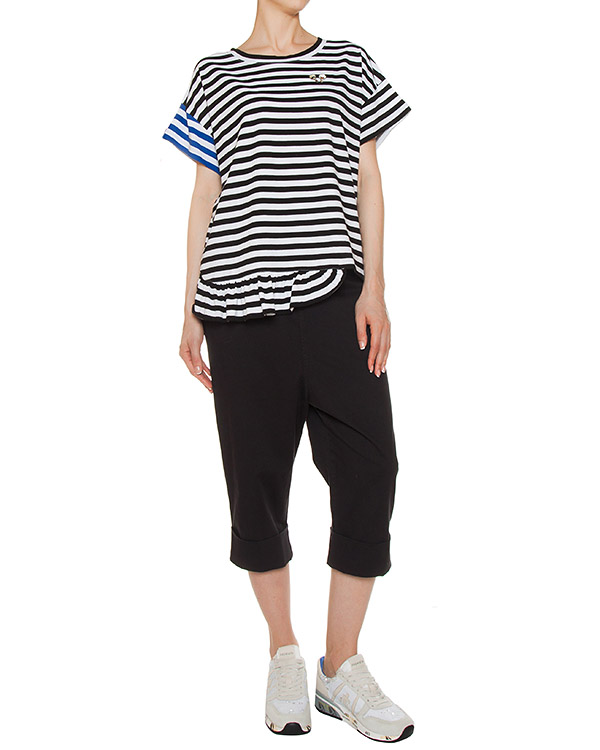 женская футболка Tsumori Chisato, сезон: лето 2017. Купить за 5900 руб.   Фото $i