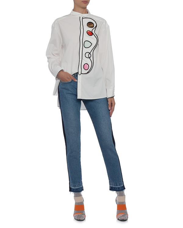 женская рубашка Tsumori Chisato, сезон: зима 2017/18. Купить за 23400 руб.   Фото $i