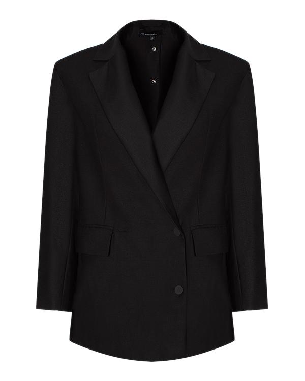 To minimal из костюмной шерсти на кнопках артикул  марки To minimal купить за 26000 руб.