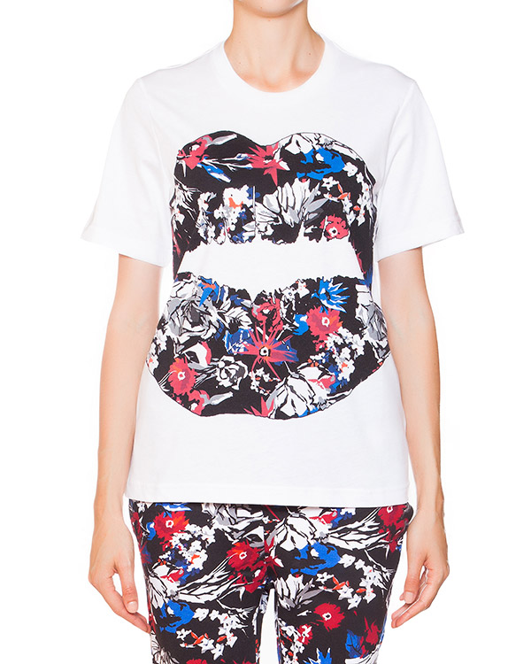 женская футболка Markus Lupfer, сезон: зима 2015/16. Купить за 2400 руб. | Фото $i