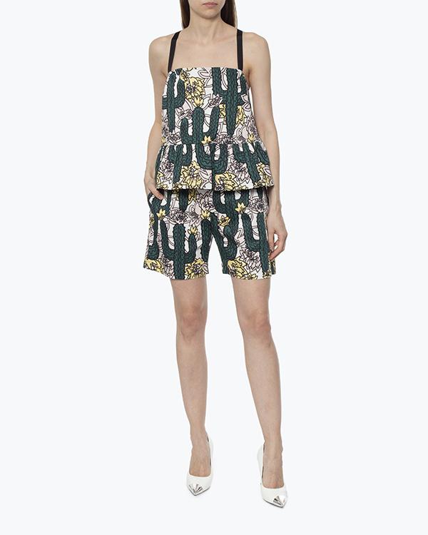женская шорты Markus Lupfer, сезон: лето 2016. Купить за 8700 руб. | Фото $i