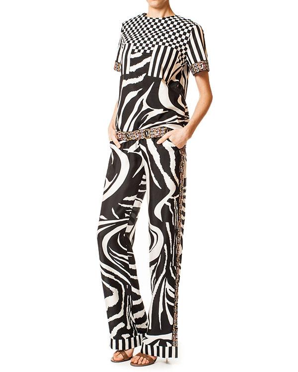 женская брюки Marcobologna, сезон: лето 2014. Купить за 8800 руб. | Фото $i