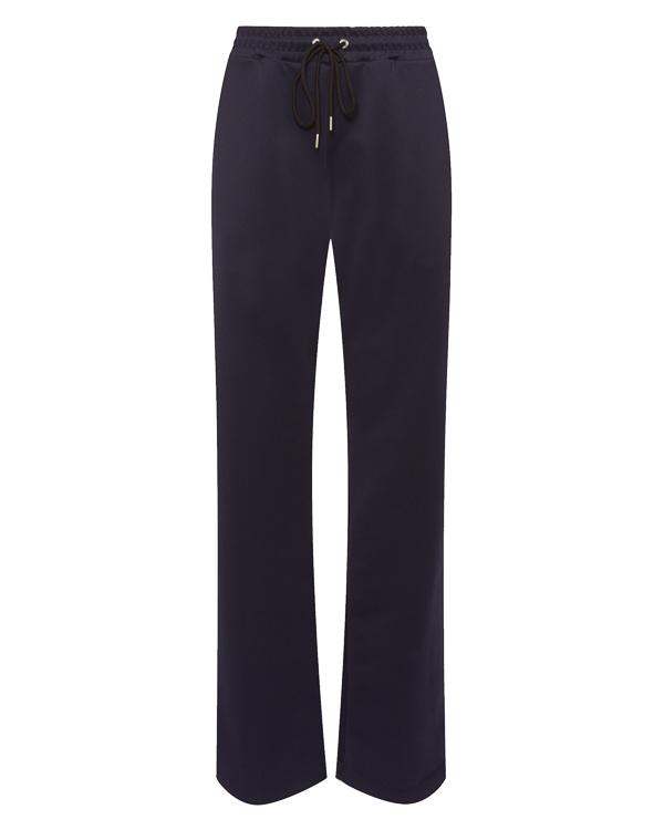 брюки спортивного кроя с завязками  артикул TR481 марки Markus Lupfer купить за 19000 руб.