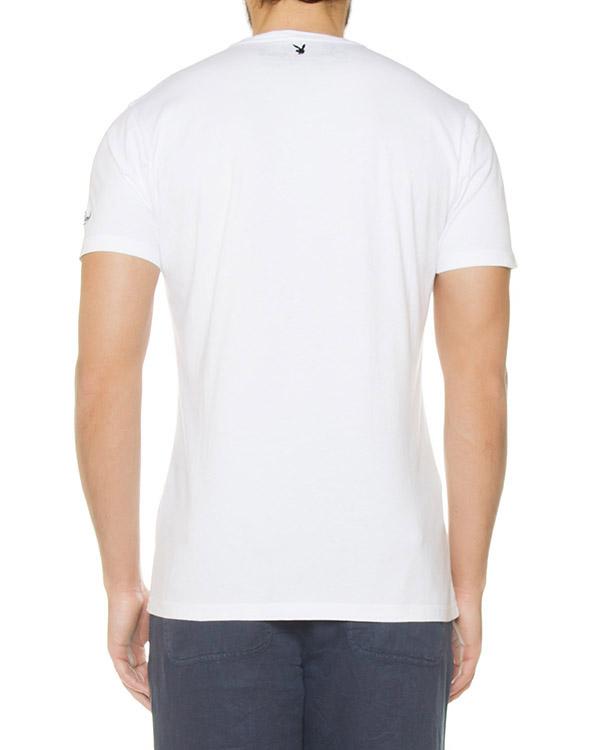 мужская футболка MC2 Saint Barth, сезон: лето 2017. Купить за 2300 руб. | Фото $i