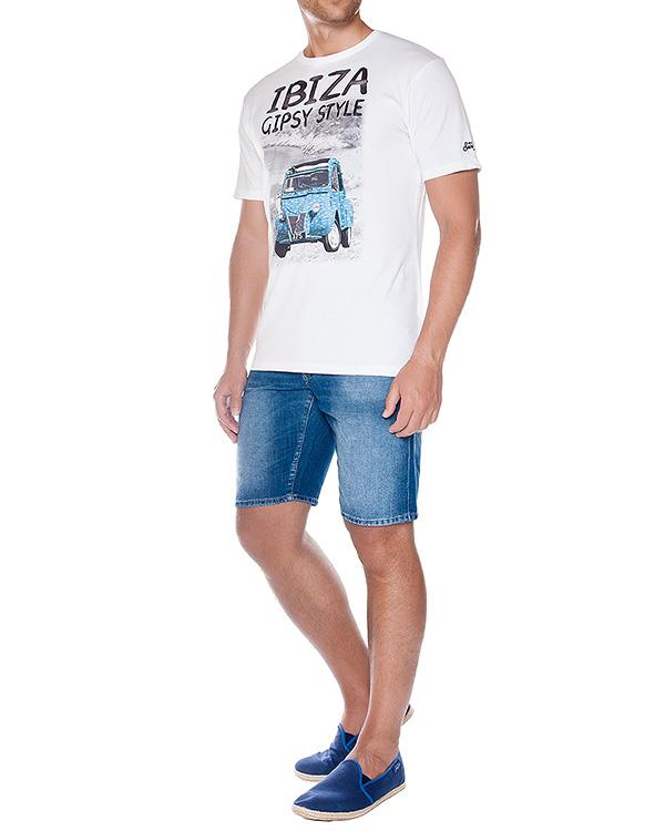мужская футболка MC2 Saint Barth, сезон: лето 2016. Купить за 4400 руб. | Фото $i