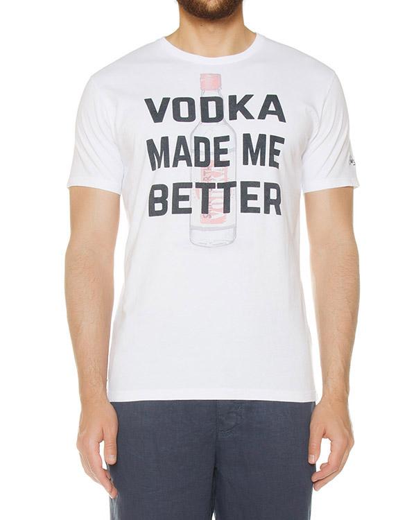 футболка  артикул TSHIRTMAN-VOBD марки MC2 Saint Barth купить за 4200 руб.