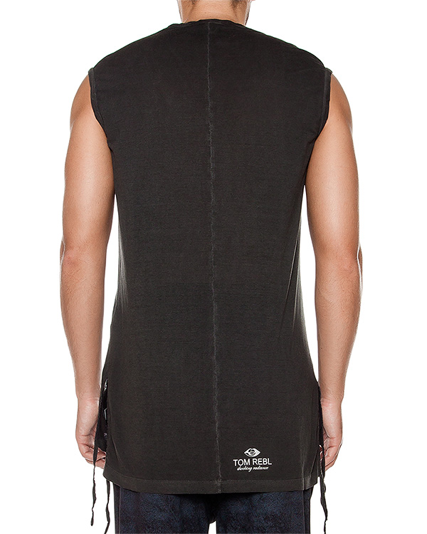 мужская футболка TOM REBL, сезон: лето 2016. Купить за 5800 руб. | Фото $i