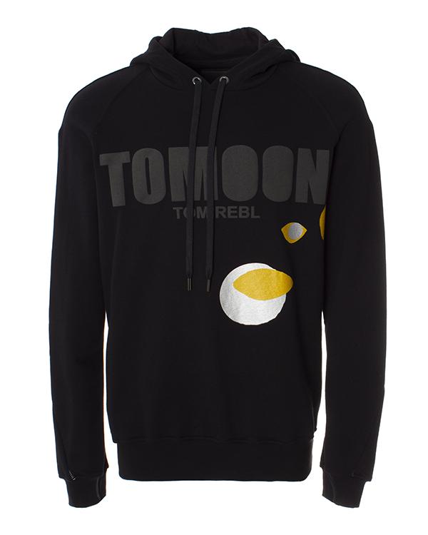 TOM REBL из хлопкового джерси артикул  марки TOM REBL купить за 8400 руб.