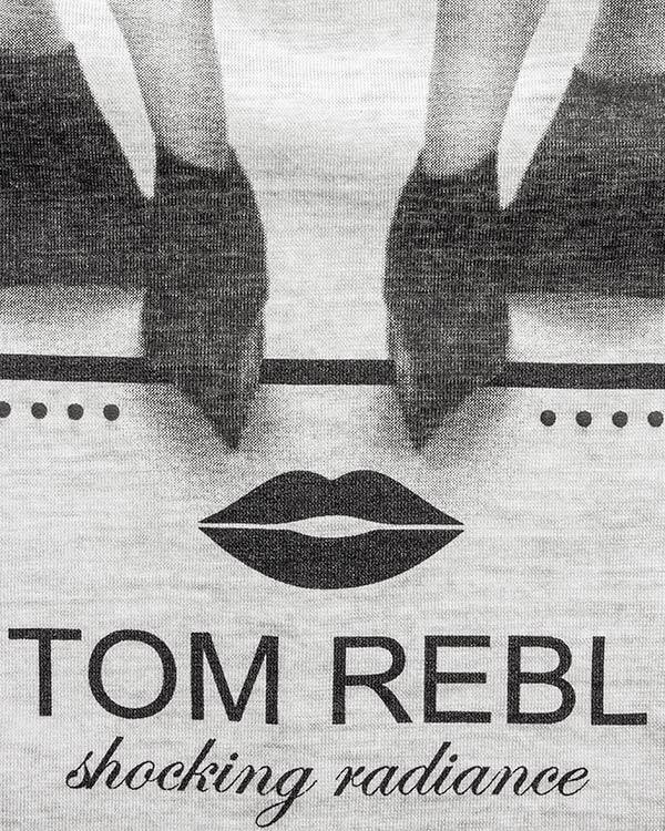 мужская футболка TOM REBL, сезон: лето 2016. Купить за 6800 руб.   Фото $i