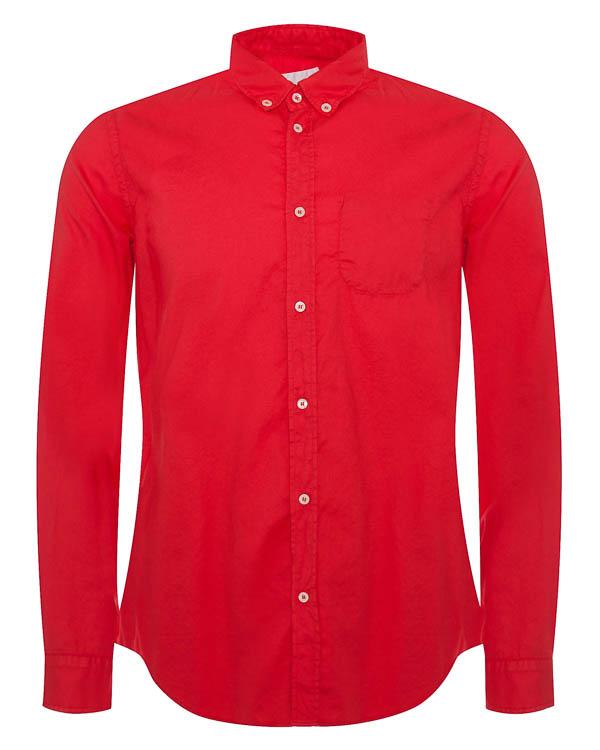рубашка из хлопка  артикул UC168 марки DONDUP купить за 10800 руб.