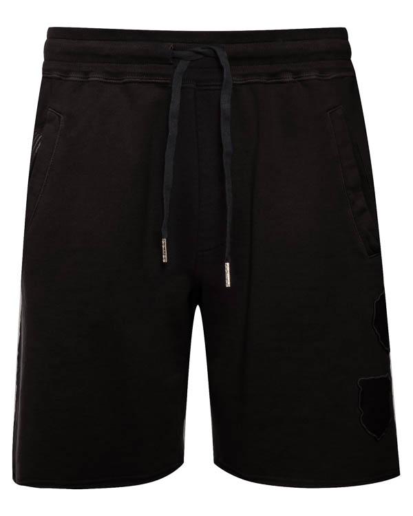 бермуды с нашивками и карманами артикул UF546 марки DONDUP купить за 10800 руб.
