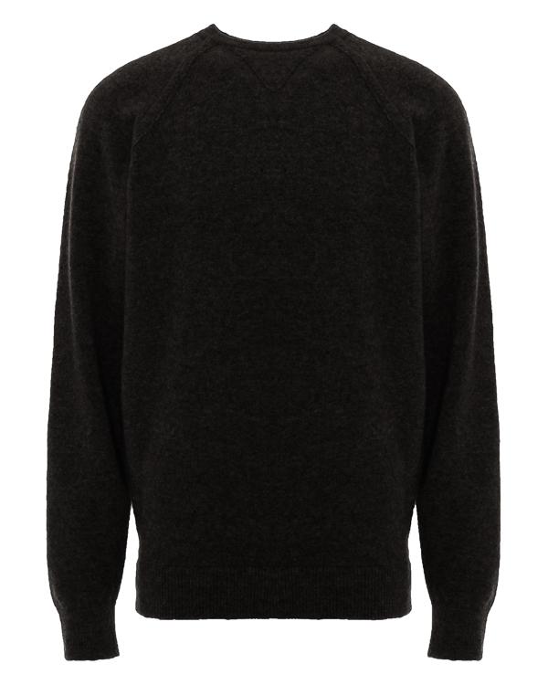 свитер из мягкой шерсти с рукавами-реглан  артикул UK06F18 марки Isabel Benenato купить за 46300 руб.