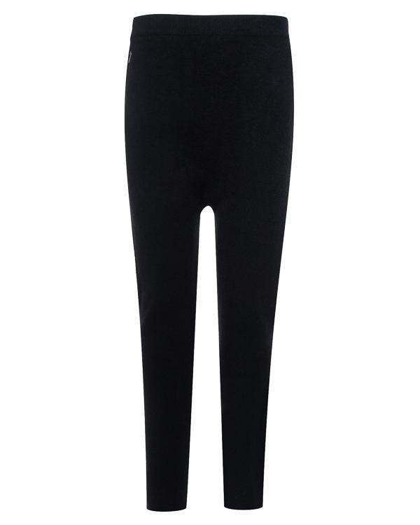 брюки облегающего силуэта из трикотажной шерсти  артикул UK35F17 марки Isabel Benenato купить за 22400 руб.