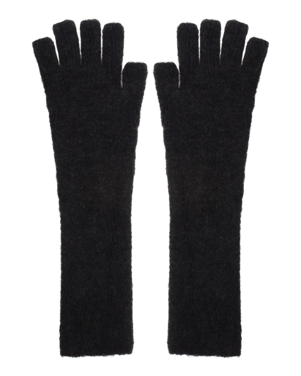 аксессуары перчатки Isabel Benenato, сезон: зима 2017/18. Купить за 4700 руб.   Фото $i