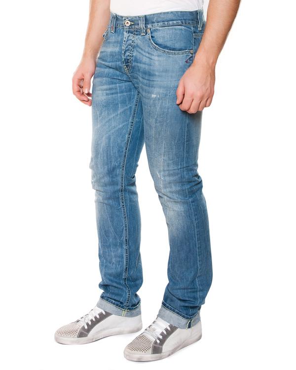 джинсы  артикул UP008-G87 марки DONDUP купить за 8900 руб.