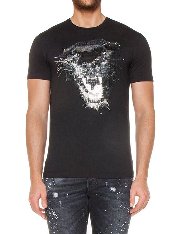 футболка  артикул URC800WUC81 марки Les Hommes купить за 11900 руб.