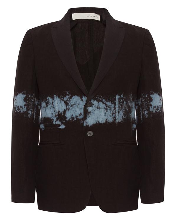 Isabel Benenato из льна в технике окраски tie-dye артикул  марки Isabel Benenato купить за 74400 руб.
