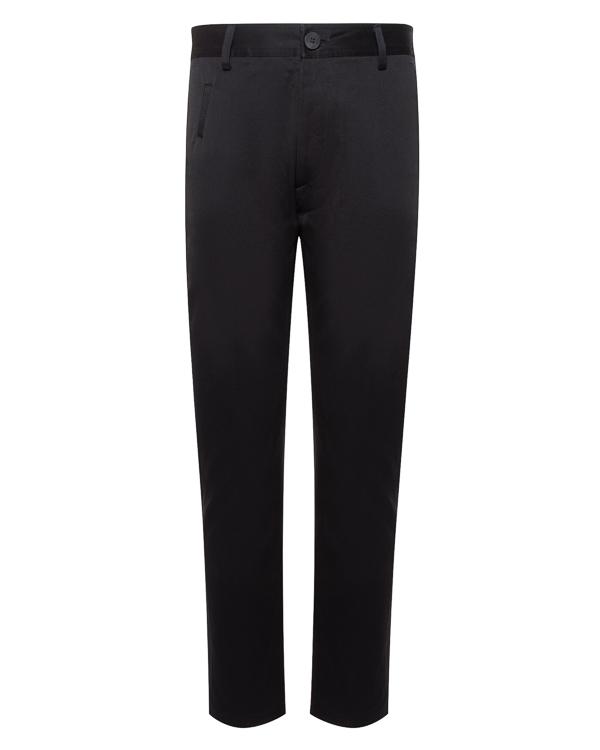 брюки классического кроя из хлопка артикул UW44F17 марки Isabel Benenato купить за 17000 руб.