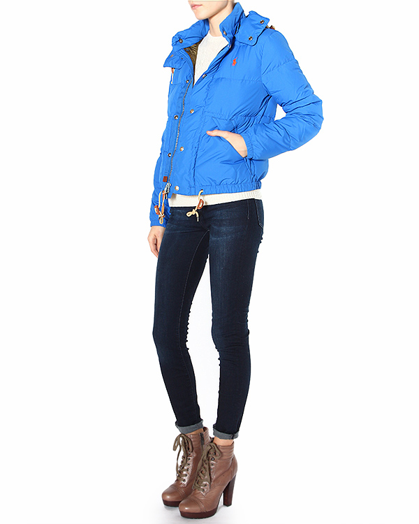 женская пуховик Polo by Ralph Lauren, сезон: зима 2014/15. Купить за 11000 руб. | Фото $i