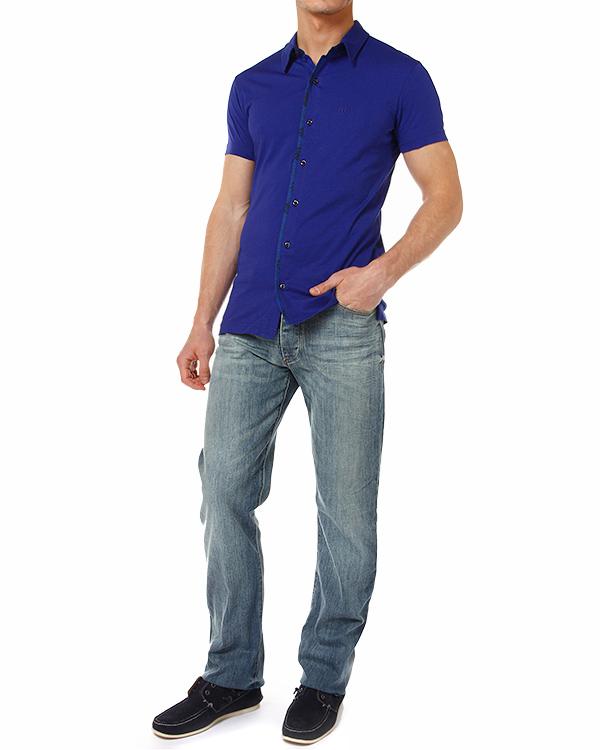 мужская рубашка ARMANI JEANS, сезон: лето 2014. Купить за 4200 руб.   Фото $i