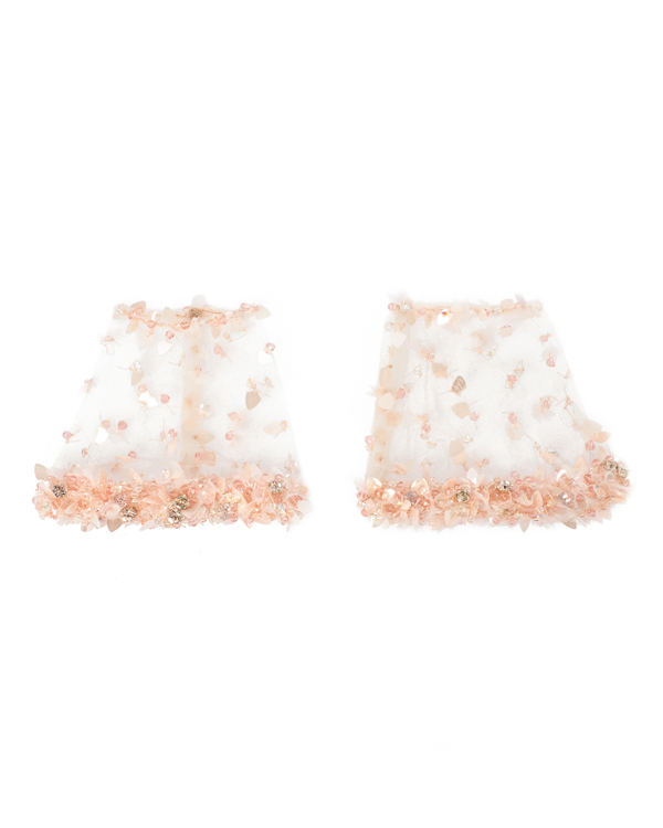 Catherine Osti с отделкой кристаллами и жемчугом артикул  марки Catherine Osti купить за 78900 руб.