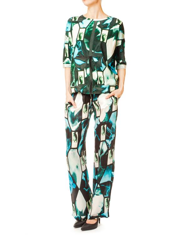 женская брюки Ultra Chic, сезон: лето 2014. Купить за 6700 руб.   Фото $i