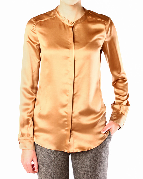 женская блуза Veronique Branquinho, сезон: зима 2013/14. Купить за 9300 руб. | Фото $i
