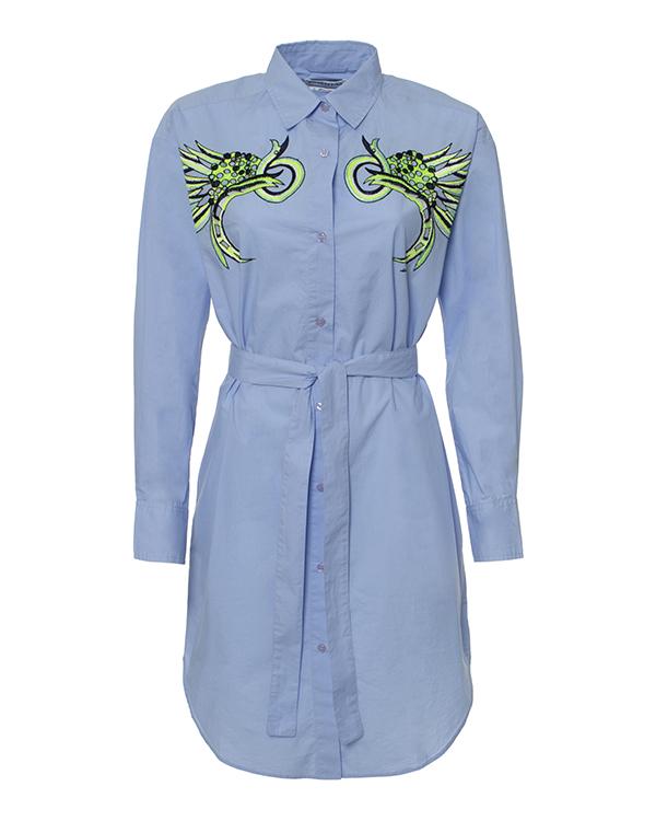 Essentiel рубашка из хлопка с вышивкой артикул  марки Essentiel купить за 19700 руб.