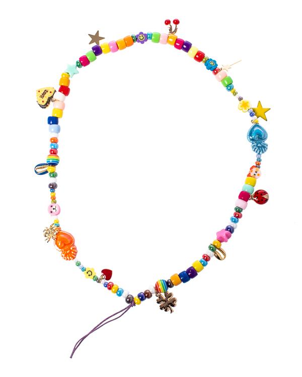 Marina Fossati из разноцветных бусин артикул  марки Marina Fossati купить за 7000 руб.